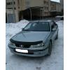 Дефлектор капота для Peugeot 406 1999-2003 (VIP, PG03)