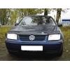 Дефлектор капота для Volkswagen Bora 1998-2004 (VIP, VW07)