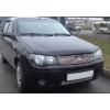 ДЕФЛЕКТОР КАПОТА ДЛЯ FIAT ALBEA 2006+ (SIM, SFIALB0612)