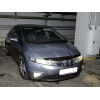 Дефлектор капота для Honda Civic HB 2006-2012 (SIM, SHOCIVH0612)