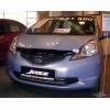 Дефлектор капота для Honda Jazz 2008-2013 (SIM, SHOJAZ0812)