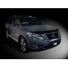 Дефлектор капота для Nissan Pathfinder 2014+ (SIM, SNIPAT1412)