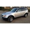 Дефлекторы окон (ветровики) для BMW X3 (E83) 2003-2010 (SIM, SBMWX30332)