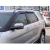 Дефлекторы окон (ветровики) для Ford Explorer 2011+ (SIM, SFOEXP1132)