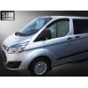 Дефлекторы окон (ветровики) для Ford Custom 2013+ (SIM, SFOTCU1332)