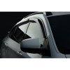 Дефлекторы окон (ветровики) для Mercedes-Benz C-Class (W204) 2007+ (SIM, SMERC0732)