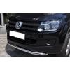 ЗАЩИТА ПЕРЕДНЕГО БАМПЕРА (D-60) Volkswagen Amarok 2009+ (ARP, ST.008)