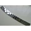 Накладка на задний бампер для Chevrolet Cruze 2009+ (ASP, BCVCZ0913)