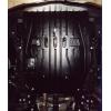 Защита картера двигателя для Acura RDX (3.5 АКПП) 2013+ (POLIGONAVTO, A)