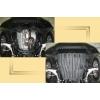 Защита картера двигателя для Acura MDX (3.7) 2007+ (POLIGONAVTO, A)