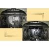 Защита картера двигателя для Acura RDX (2.3) 2007+ (POLIGONAVTO, St)