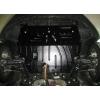 Защита картера двигателя для Audi A1 2010+ (1,2/1,4TSSi) (POLIGONAVTO, E)