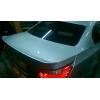 Задний спойлер (Шницер) для BMW 5-series (E60) 2003-2009 (M-Technik, BMWE60SP)