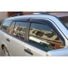 Дефлекторы окон для Mercedes-Benz C-class (S202) Wagon 1996-2000 (COBRA, M30696)