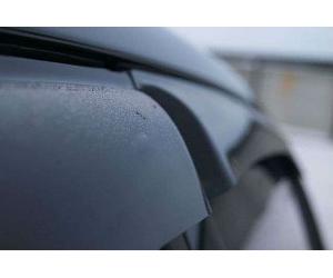 Дефлекторы окон для Saab 9-3 SD 2002-2007 (COBRA, S60202)