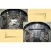 Защита картера двигателя для BMW E63 2004+ (645) (POLIGONAVTO, A)