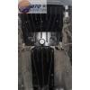 Защита картера двигателя для BMW F07 2009+ (530d 3.0 D АКПП) (POLIGONAVTO, St)