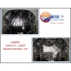 Защита картера двигателя для Chery Kimo 2007+ (A1 1,3 МКПП) (POLIGONAVTO, St)
