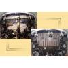 Защита картера двигателя для Chevrolet Evanda 2004+ (POLIGONAVTO, St)