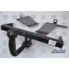 Тягово-сцепное устройство (Фаркоп) для Fiat Qubo 2007+ (VASTOL, CI-4)