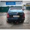 Тягово-сцепное устройство (Фаркоп) для Mercedes-Benz C-class (W203) SD/Universal 2000-2007 (VASTOL, MC-8)