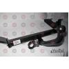 Тягово-сцепное устройство (Фаркоп) для ZAZ Forza HB 2011+ (VASTOL, ZA-3)