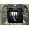 Защита картера двигателя для Daewoo Matiz 2001-2010 (POLIGONAVTO, St)