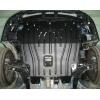 Защита картера двигателя для Daewoo Nexia 1996+ (1,5) (POLIGONAVTO, St)