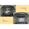 Защита картера двигателя для Dodge Nitro 2007+ (2,8CRD; 3,7CRD) (POLIGONAVTO, E)