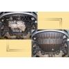 Защита картера двигателя для Ford Fusion 2003+ (POLIGONAVTO, E)