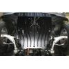Защита картера двигателя для Honda Pilot 2011+ (3,5 AКПП) (POLIGONAVTO, St)