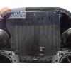 Защита картера двигателя для Fiat Duсato 2013+ (2,3D MJet) (POLIGONAVTO, D)