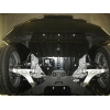 Защита картера двигателя для Infiniti FX 37S 2010+ (3,7) (POLIGONAVTO, A)
