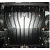 Защита картера двигателя для Fiat Grande Punto 2010-2012 (1,4;1,3TDi МКПП) (POLIGONAVTO, E)