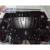 Защита картера двигателя для Fiat Punto 2012+ (1.3D) (POLIGONAVTO, E)
