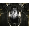 Защита коробки для Infiniti FX 37S 2010+ (3,7) (POLIGONAVTO, *)