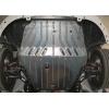 Защита картера двигателя для MG 350 2012+ (1.5) (POLIGONAVTO, A)