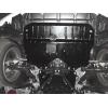 Защита картера двигателя для Lexus IS 350 C 2009+ ((купе) 3,5 зад.привод) (POLIGONAVTO, St)