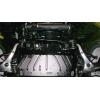 Защита картера двигателя для KIA Mohave 2009+ (3.0 D; 3.8 АКПП) (POLIGONAVTO, St)