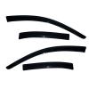 Дефлекторы окон (ветровики) для Renault Sandero 2009+ (Vip, AMR11309)