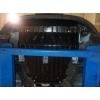 Защита картера двигателя для Ford Transit 2011+ (2,2D задний привод) (POLIGONAVTO, D)