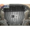 Защита картера двигателя для Ford Transit 2002+ (2,4D) (POLIGONAVTO, E)