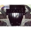 Защита картера двигателя для Ford Transit 2005+ (2,4 задний привод) (POLIGONAVTO, D)