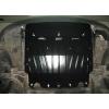 Защита картера двигателя для Renault Master 2005-2010 (2.5 DI) (POLIGONAVTO, Е)