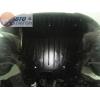 Защита картера двигателя для Renault Master 2010+ (2,3 TD МКПП) (POLIGONAVTO, D)