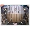 Защита картера двигателя для KIA Magentis 2001-2006 (2,0) (POLIGONAVTO, St)