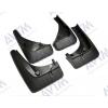 Брызговики (к-кт, 4шт., с порогами) для BMW X5 (F15) 2013+ (AVTM, MF.BMWX52013)