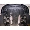 Защита картера двигателя для Subaru Tribeca 2005+ (3,0; 3,6) (POLIGONAVTO, St)