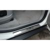 Накладки на внутренние пороги для BMW X5 I (E53) 2000-2007 (Nata-Niko, P-BM05)