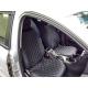Накидки из экокожи на сиденья автомобиля с ушками (передние, к-кт. 2 шт.) (AVTOРИТЕТ, ekokoga2)